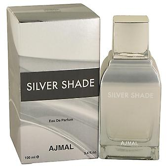Silver Shade Eau De Parfum Spray (Unisex) von Ajmal 3.4 oz Eau De Parfum Spray