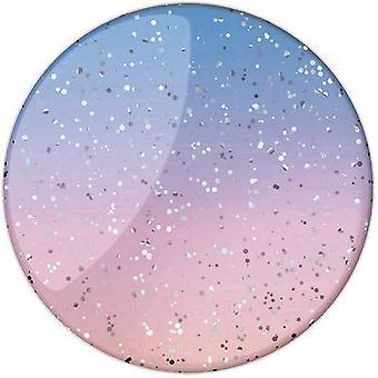 POPSOCKETS Glitter Morning Haze Mobile phone stand Light blue, Rose, Glitter effect