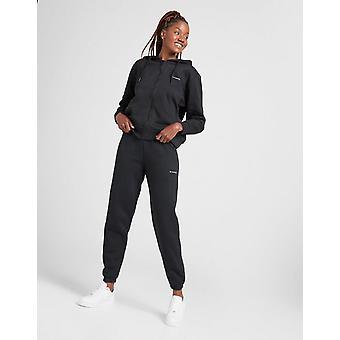 Nouveau McKenzie Women's Essential Fleece Joggers Noir