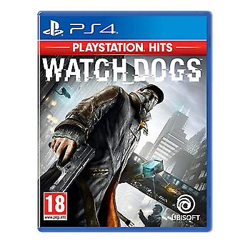Watch Dogs Playstation Hits PS4 Game