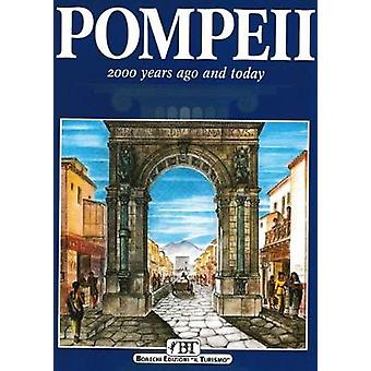 Pompeii - 2000 years ago and today by A Carpieci - 9781861187857 Book