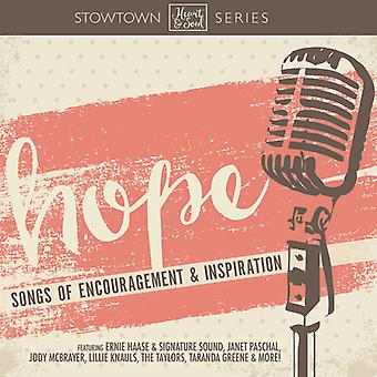 Various Artist - Hope: Songs of Encouragement & Inspiration [CD] USA import