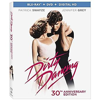 Dirty Dancing: 30th Anniversary [Blu-ray] USA import
