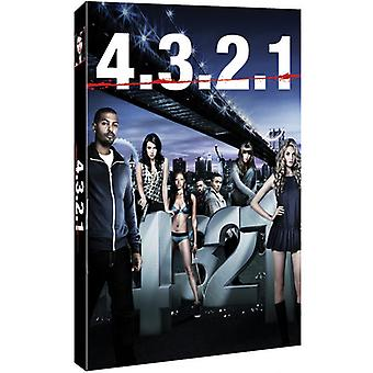 4.3.2.1 [DVD] USA import