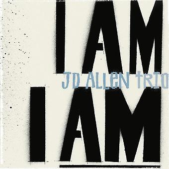 Jd Allen Trio - I Am I Am [CD] USA import