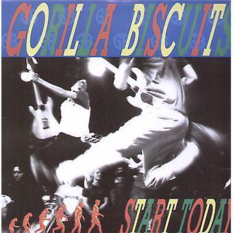 Gorilla Biscuits - Start Today [Vinyl] USA import