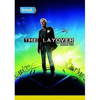 Layover: Season 2 [DVD] USA import