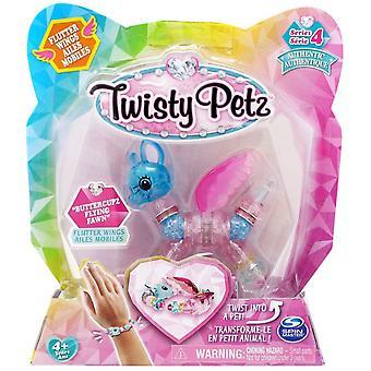 Twisty Petz Single Pack Serie 4 - Buttercupz Flyvende Fawn