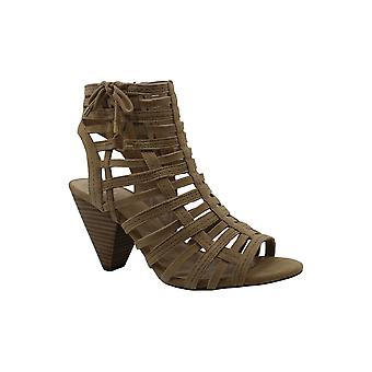 Vince Camuto Womens Evinia en cuir Open Toe Occasion spéciale Strappy Sandals