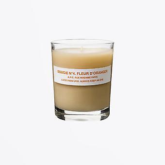 A.P.C.  - Scented Candle - No.4 Fleur D'Oranger