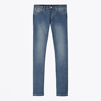 A.P.C.  - Petit Standard - Washed Denim Jeans - Indigo Washed