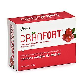 Cranfort 30 capsules