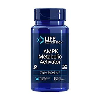 AMPK Metabolic Activator 30 vegetable capsules