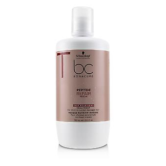 Bc bonacure peptide repair rescue deep nourishing treatment (for thick to normal damaged hair) 232294 750ml/25.3oz