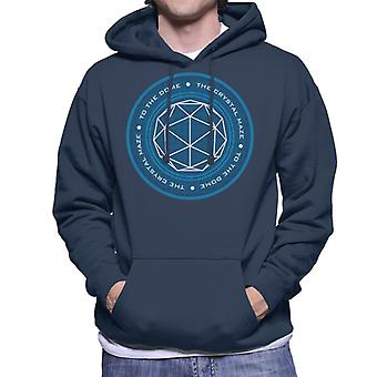 The Crystal Maze Logo Men's Hooded Sweatshirt