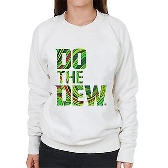Mountain Dew Do The Dew Slogan Women's Sweatshirt