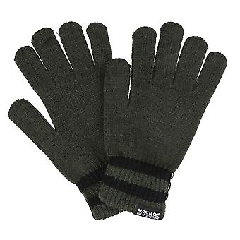 Regatta Mens Davion II Knitted Winter Gloves