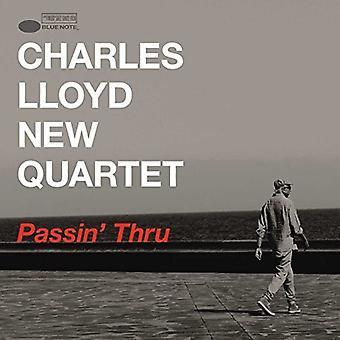 Lloyd, Charles nieuwe Quartet - Thru Passin [CD] USA import
