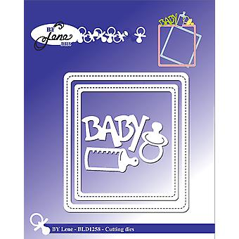 By Lene Baby Frame Cutting & Embossing Dies