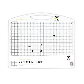 Xcut A3 Self Healing Duo Cutting Mat - Black & White