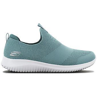 Skechers Ultra Flex First Take - Women's Shoes Green 12837-SAGE Sneakers Sports Shoes