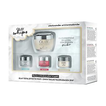 Total effects whip + 3 minis whip pack (2 minis free) 50 ml