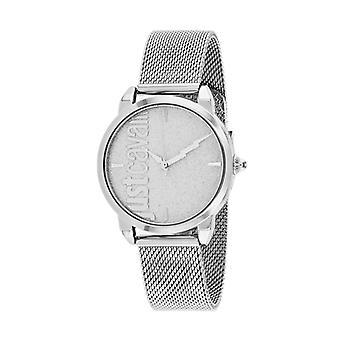 Just Cavalli Women's Tenue - Silver - Quartz Watch