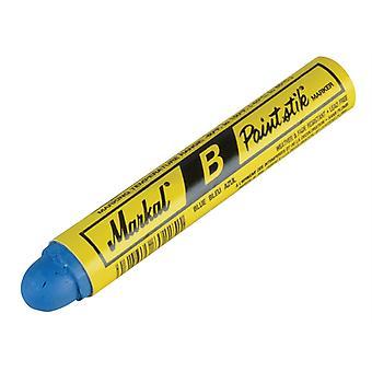 Markal Paintstick Cold Surface Marker - Blue MKLBBLUE