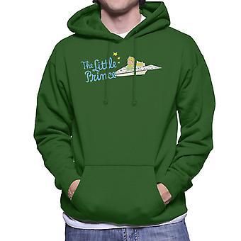 The Little Prince Paper Plane Men's Hooded Sweatshirt