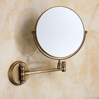 20-piece Antique Brass Wall-mounted Bathroom Hardware Set Toilet Paper-holder/