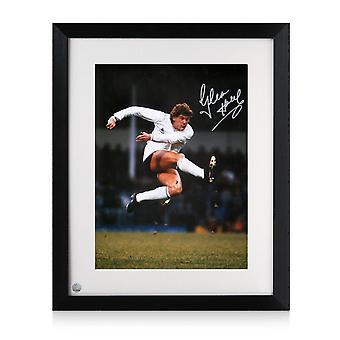 Glenn Hoddle allekirjoitti Tottenham Hotspurin Kuvan: The Volley. Kehystetty