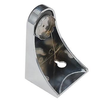 Magnetisk såpeholderbeholder, dispenser -veggmontert såpeholder (sølv