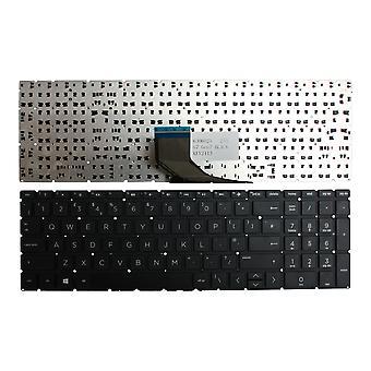 HPホーム15-da0027TUブラックWindows 8英国レイアウト交換ラップトップキーボード