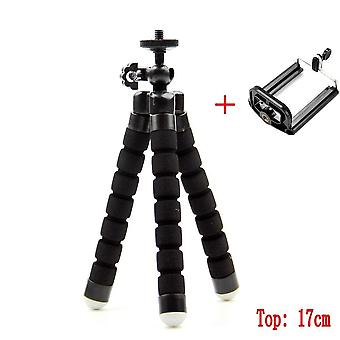 Mini Flexible Sponge Octopus Tripod For  Smartphones And For Gopro8 7 6 5