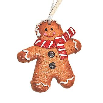 Gingerbread Tree Decoration by Giftware Trading