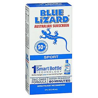 Blue Lizard Australian Sunscreen SPF 30+, Sensitive 5 Oz