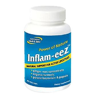 North American Herb & Spice Inflam-eez, 90 CAP