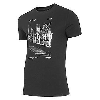 4F TSM025 H4Z20TSM025GBOKACZER universal  men t-shirt