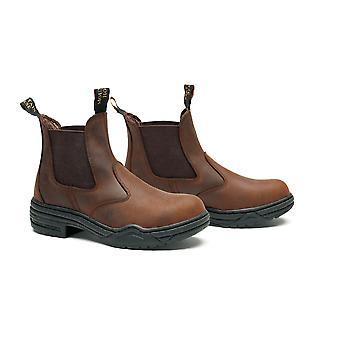 Bergpaard Stal Jodhpur Boot - Kaneel