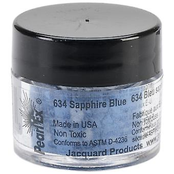 Sapphire Blue - Jacquard Pearl Ex Powdered Pigments 3g