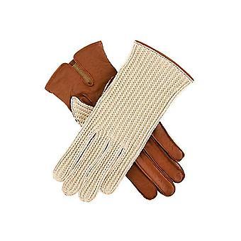 Women's Crochet Back Driving Gloves