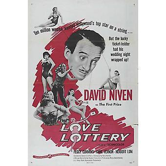 Die Liebe Lotterie Movie Poster (27 x 40)