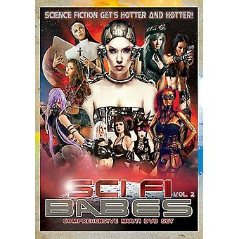 Sci Fi Babes 2 [DVD] USA import