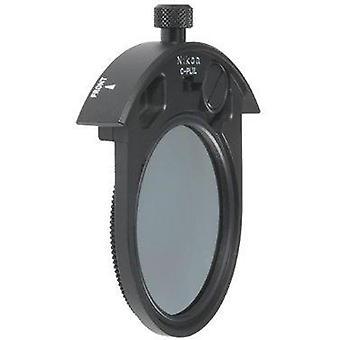 Nikon c-pl1l slip-in 52mm circular polarizing filter