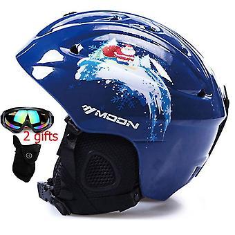Skiing Snowboard Helmet, Cover Autumn Winter Adult Men Skateboard