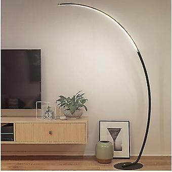 Led Modern Simple Floor Standing Lamp, Art Decoration Nordic Style For Living,