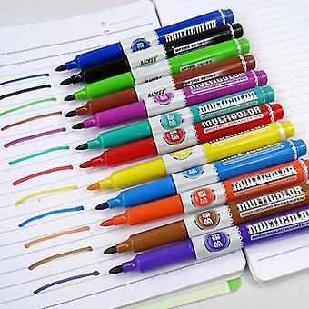 Stylo marqueur à tableau blanc multicolore, papeterie, Bureau