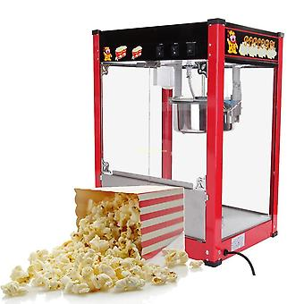 Commercial Electric Popcorn Maker Machine For Christmas Party