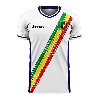 RD Congo 2020-2021 Away Concept Football Kit (Libero)