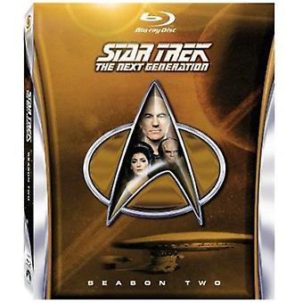 Star Trek: Next Generation: importação EUA Season 2 [BLU-RAY]